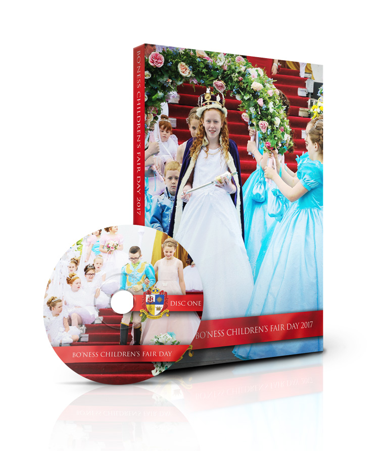Fair Day 2017 Double Disc DVD