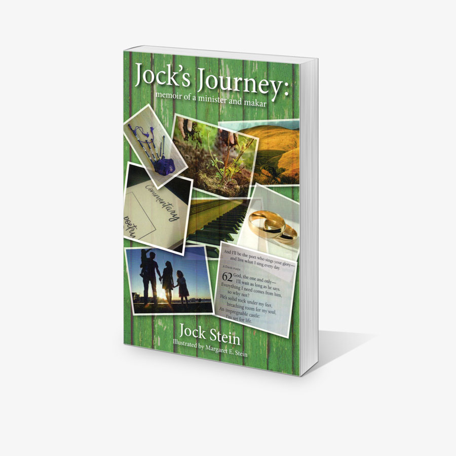 Jock's Journey: memoir of a minister and makar