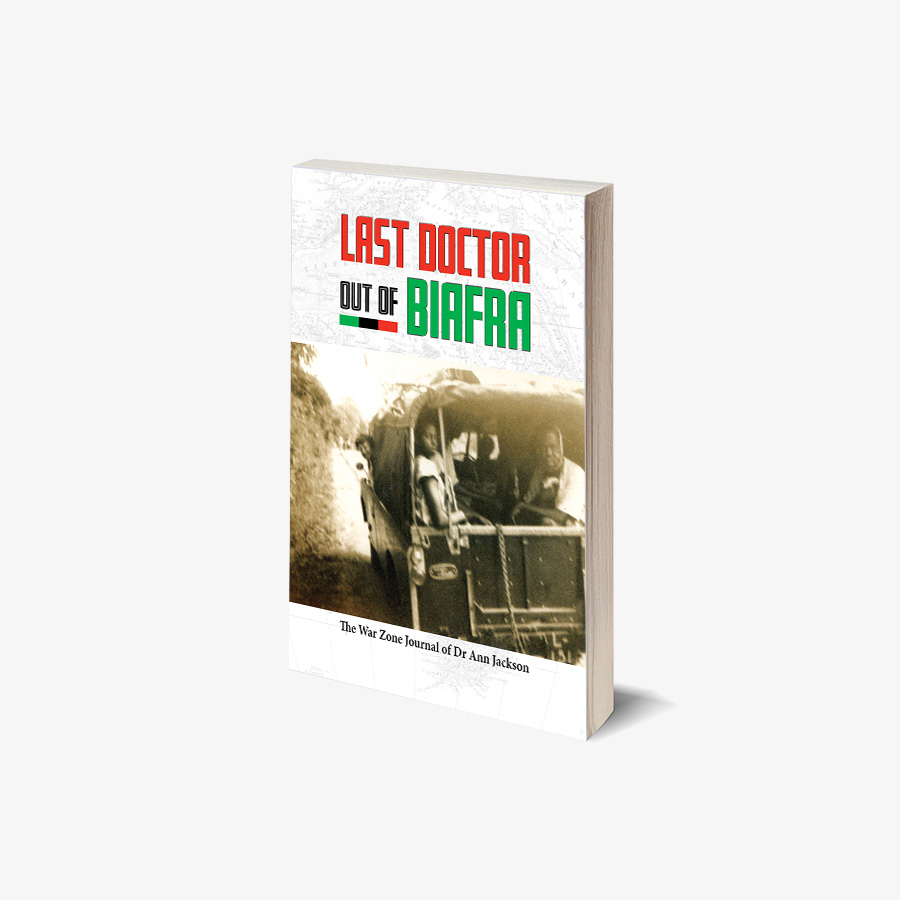Last Doctor out of Biafra